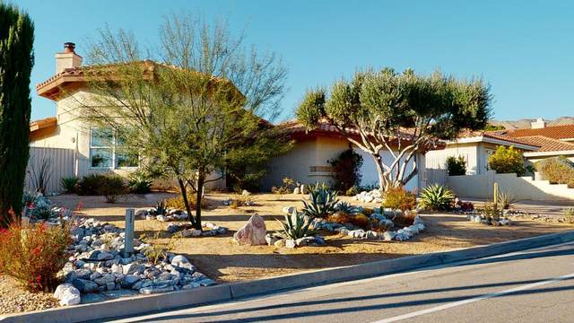 9025 Clubhouse Boulevard, Desert Hot Springs, CA 92240 (MLS #219053735) :: The Sandi Phillips Team