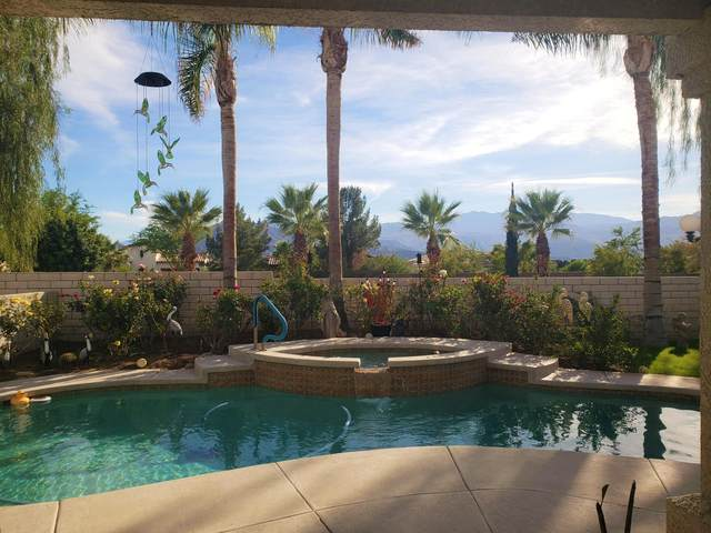 75595 Dempsey Drive, Palm Desert, CA 92211 (MLS #219053736) :: The Sandi Phillips Team