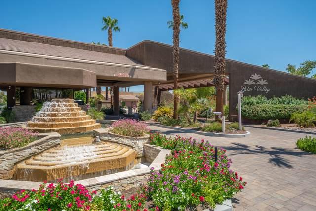 76540 Sweet Pea Way, Palm Desert, CA 92211 (MLS #219053740) :: The John Jay Group - Bennion Deville Homes