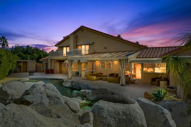 76916 Coventry Circle, Palm Desert, CA 92211 (MLS #219053760) :: The John Jay Group - Bennion Deville Homes