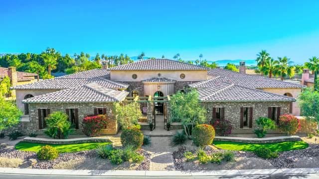54300 Alysheba Drive, La Quinta, CA 92253 (MLS #219053768) :: The John Jay Group - Bennion Deville Homes