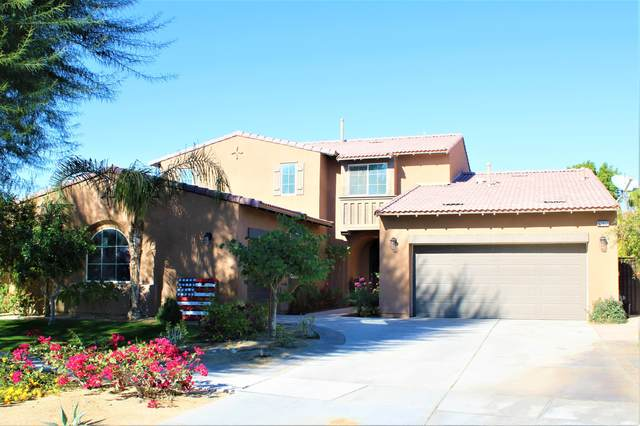 82912 Rustic Valley Drive, Indio, CA 92203 (MLS #219053800) :: The Jelmberg Team