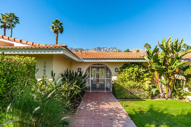 2065 S Tulare Drive, Palm Springs, CA 92264 (MLS #219053803) :: The Sandi Phillips Team