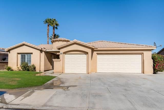 83304 Calypso Circle, Indio, CA 92201 (MLS #219053807) :: Mark Wise | Bennion Deville Homes