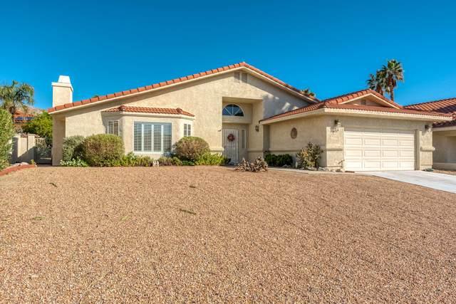 9480 Ekwanok Drive, Desert Hot Springs, CA 92240 (MLS #219053808) :: The Jelmberg Team