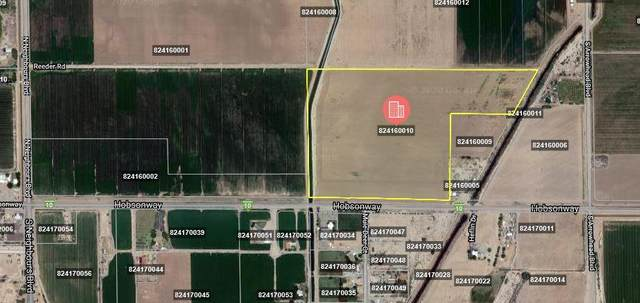 44 Acres W Hobsonway, Blythe, CA 92225 (#219053819) :: The Pratt Group
