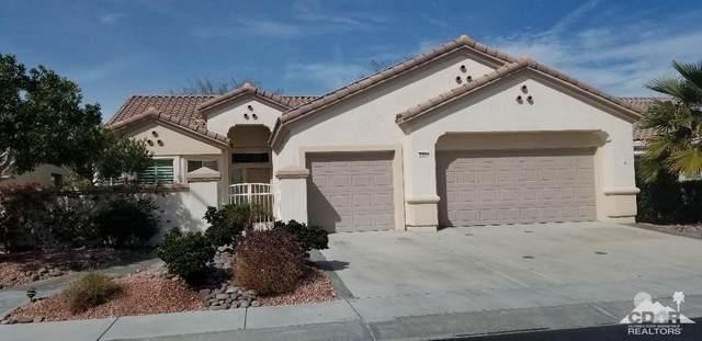 35201 Cornet Way, Palm Desert, CA 92211 (MLS #219053849) :: The Jelmberg Team