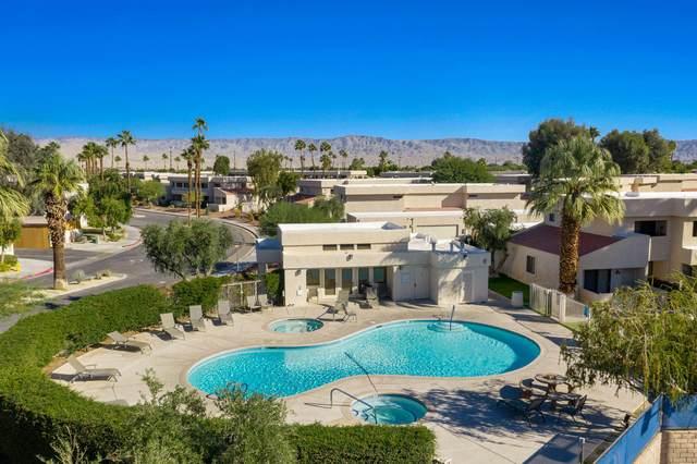 69607 Cara Way, Rancho Mirage, CA 92270 (MLS #219053879) :: The Jelmberg Team