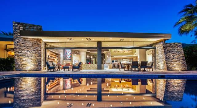 55 Granite Ridge Road, Rancho Mirage, CA 92270 (MLS #219053925) :: KUD Properties