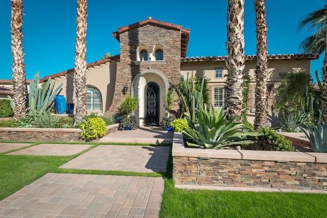 55500 Medallist Drive, La Quinta, CA 92253 (MLS #219053932) :: Hacienda Agency Inc