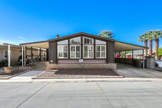 46618 Madison Street #85, Indio, CA 92201 (#219053987) :: The Pratt Group
