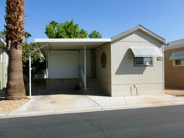 84136 Avenue 44 # 164 #164, Indio, CA 92203 (MLS #219054087) :: The Jelmberg Team