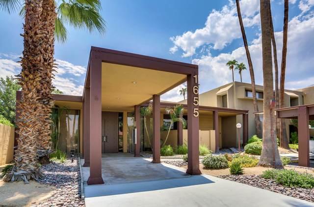 1655 E Palm Canyon Drive, Palm Springs, CA 92264 (#219054125) :: The Pratt Group