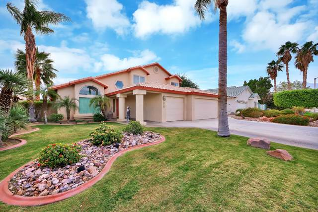 69731 Willow Lane, Cathedral City, CA 92234 (#219054382) :: The Pratt Group