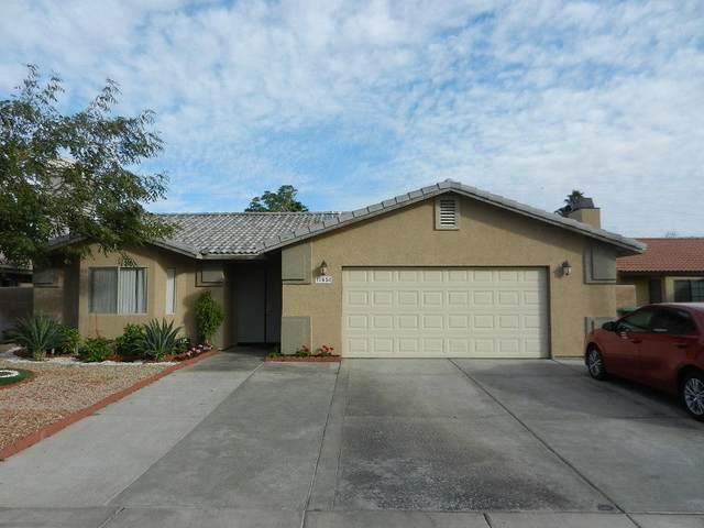 31050 Avenida El Mundo, Cathedral City, CA 92234 (MLS #219054391) :: The John Jay Group - Bennion Deville Homes