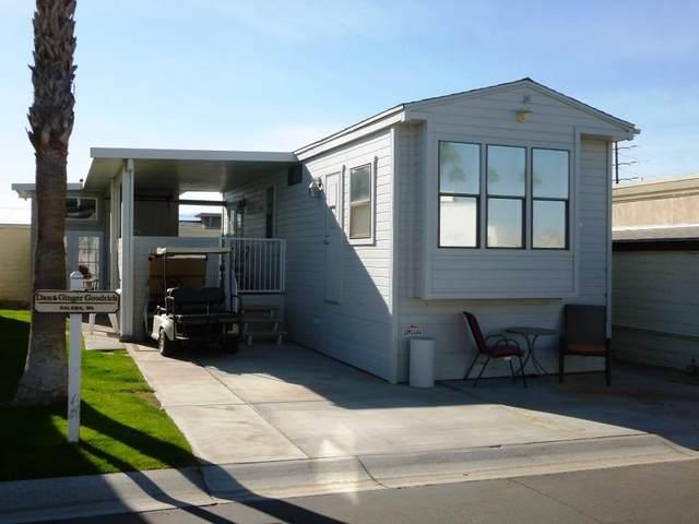 84136 Ave 44, #309 #309, Indio, CA 92203 (MLS #219054449) :: The Sandi Phillips Team
