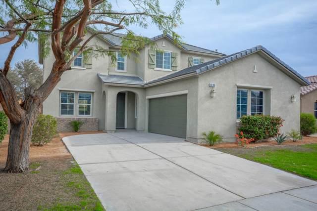 53916 Mahogany Court, Coachella, CA 92236 (#219054654) :: The Pratt Group