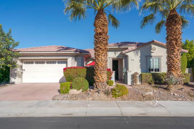 81 Via Del Mercato, Rancho Mirage, CA 92270 (MLS #219054764) :: The Jelmberg Team