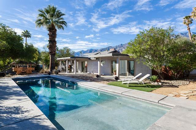 510 N Orchid Tree Lane, Palm Springs, CA 92262 (MLS #219054854) :: Zwemmer Realty Group