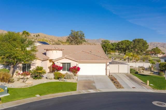 64386 Eagle Mountain Avenue, Desert Hot Springs, CA 92240 (#219054895) :: The Pratt Group