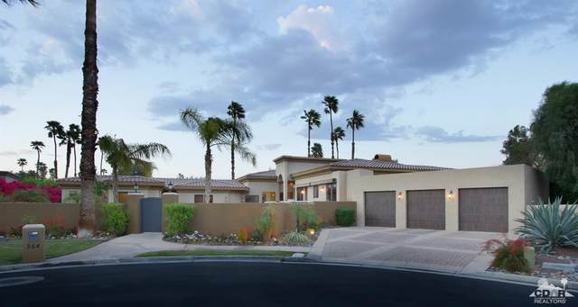 354 Crest Lake Drive, Palm Desert, CA 92211 (MLS #219054965) :: Hacienda Agency Inc