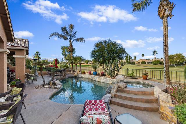 80422 Pebble Beach Drive, Indio, CA 92201 (MLS #219054980) :: Zwemmer Realty Group
