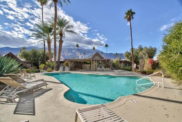 1815 E Tachevah Drive, Palm Springs, CA 92262 (#219055048) :: The Pratt Group