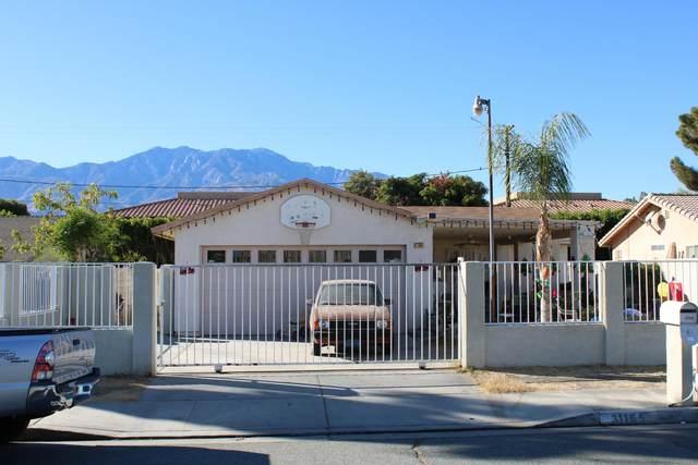 31165 Avenida La Paloma, Cathedral City, CA 92234 (#219055101) :: The Pratt Group