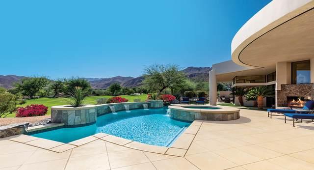 124 Sivat Drive, Palm Desert, CA 92260 (MLS #219055179) :: The Sandi Phillips Team