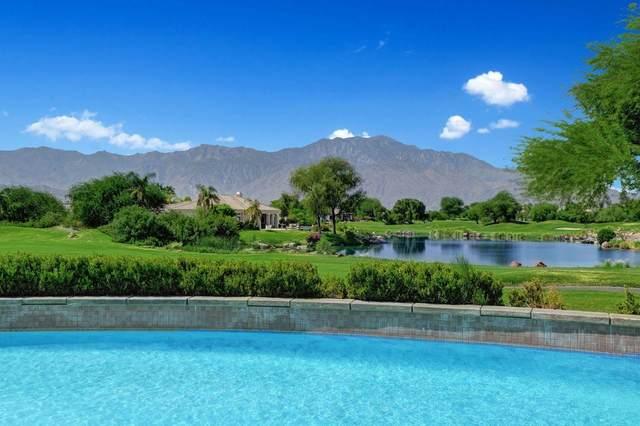 15 Via Bella, Rancho Mirage, CA 92270 (#219055204) :: The Pratt Group