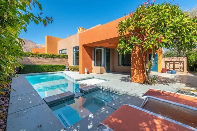 951 Alejo Vista, Palm Springs, CA 92262 (MLS #219055213) :: Brad Schmett Real Estate Group