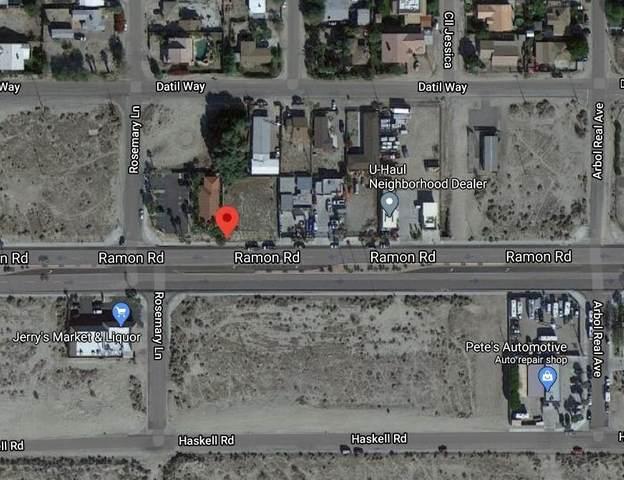 0 Ramon Road, Thousand Palms, CA 92276 (MLS #219055215) :: Brad Schmett Real Estate Group