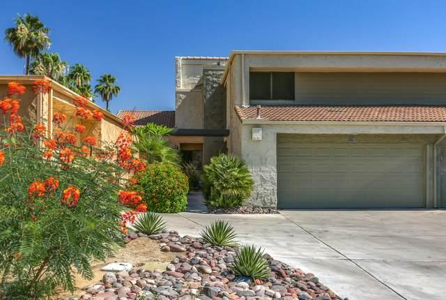 114 E La Verne Way, Palm Springs, CA 92264 (#219055295) :: The Pratt Group