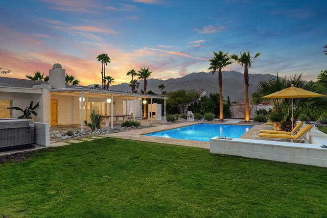 3450 E Chia Road, Palm Springs, CA 92262 (#219055334) :: The Pratt Group