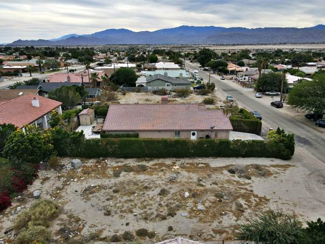 0 Las Flores Way, Thousand Palms, CA 92276 (MLS #219055337) :: Hacienda Agency Inc