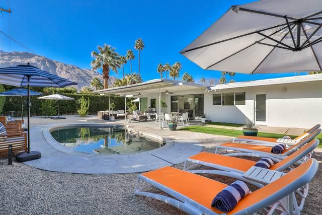 1073 E San Lorenzo Road, Palm Springs, CA 92264 (#219055356) :: The Pratt Group