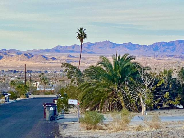 7449 Maude Adams Avenue, 29 Palms, CA 92277 (MLS #219055369) :: The Sandi Phillips Team