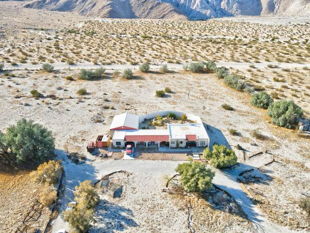 22500 Justin Trail, Palm Springs, CA 92262 (MLS #219055371) :: Zwemmer Realty Group