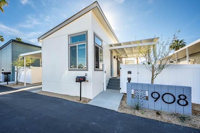 908 Oahu Lane, Palm Springs, CA 92264 (#219055394) :: The Pratt Group