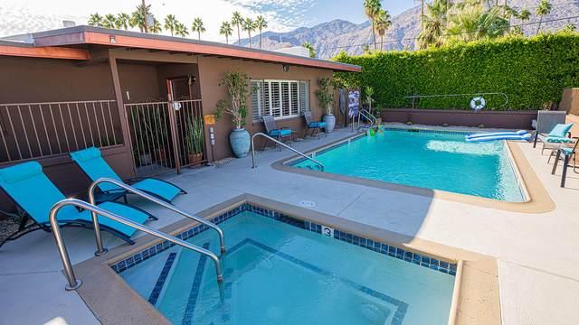 975 E Camino Parocela, Palm Springs, CA 92264 (#219055401) :: The Pratt Group