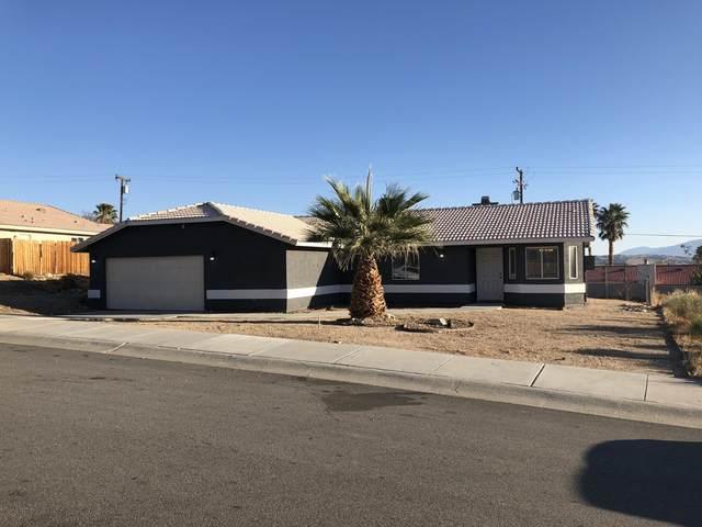 68195 Calle Las Tiendas, Desert Hot Springs, CA 92240 (MLS #219055414) :: Hacienda Agency Inc