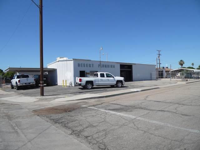 205 S 3rd Street, Blythe, CA 92225 (#219055528) :: The Pratt Group