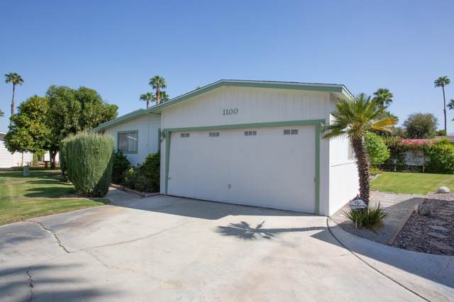 1100 Via Verde, Cathedral City, CA 92234 (MLS #219055610) :: The John Jay Group - Bennion Deville Homes