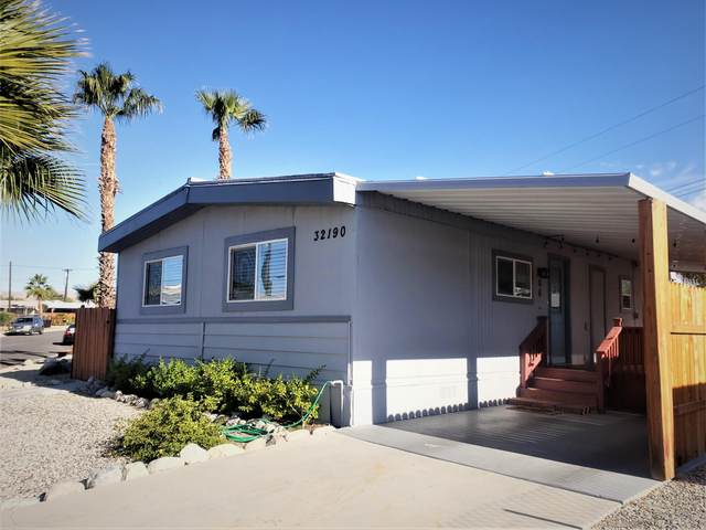 32190 Cody Avenue, Thousand Palms, CA 92276 (MLS #219055617) :: Brad Schmett Real Estate Group