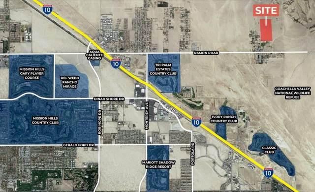 0 Shadow Mountain Ln & Ramon Rd, Thousand Palms, CA 92276 (MLS #219055648) :: Brad Schmett Real Estate Group