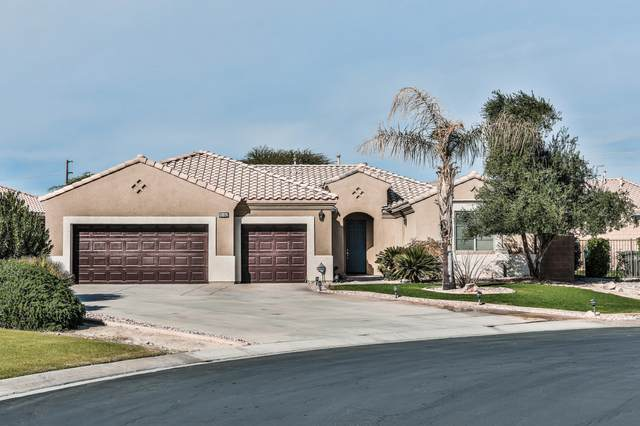 83862 Reynolds Club Lane, Indio, CA 92203 (MLS #219055658) :: Brad Schmett Real Estate Group