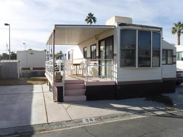 84250 Indio Springs Drive #28, Indio, CA 92203 (MLS #219055677) :: Brad Schmett Real Estate Group