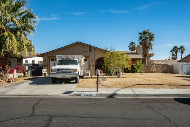 31280 San Vicente Avenue, Cathedral City, CA 92234 (MLS #219055680) :: Hacienda Agency Inc