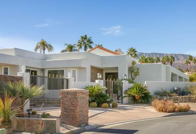 72591 Sun Valley Lane, Palm Desert, CA 92260 (MLS #219055684) :: Brad Schmett Real Estate Group