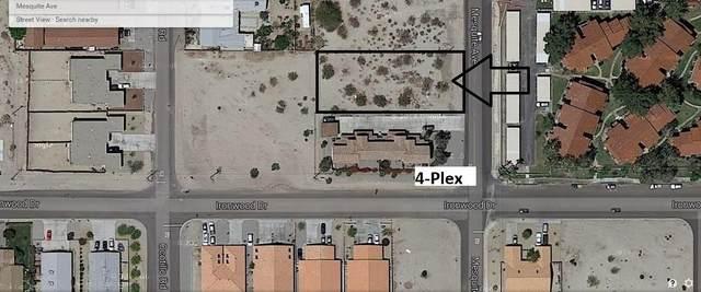 0 Mesquite Avenue, Desert Hot Springs, CA 92240 (MLS #219055693) :: Desert Area Homes For Sale